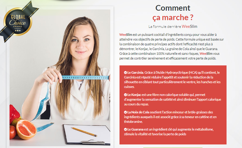 WeeSlim Comment